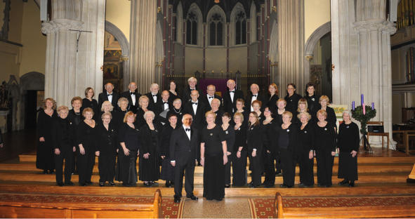 The Chorus in St John's Cathedral